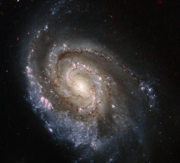Галактика NGC 6984.