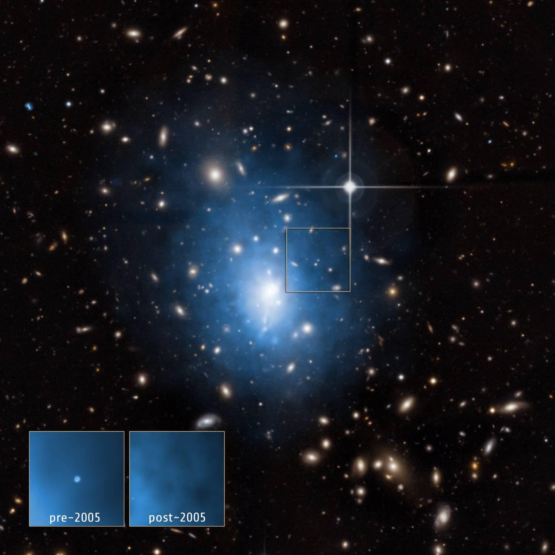 Астрономы рассказали о черной дыре промежуточной массы, расположенной в карликовой галактике CVAVR AVR CodeVision cvavr.ru