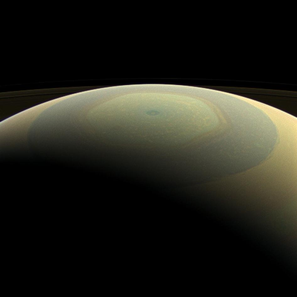 Представление о Титане после полета аппрата