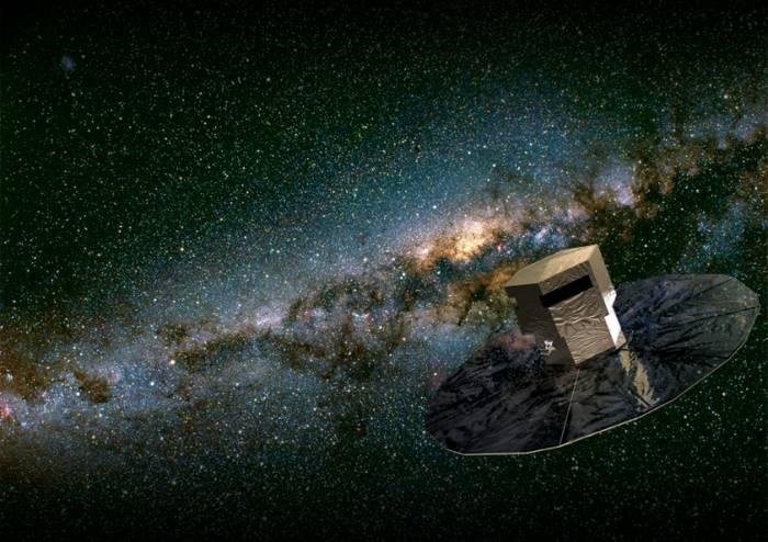 Телескоп Gaia.