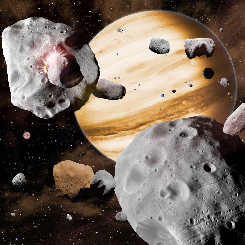 Ученые обнаружили доказательства бурного развития Солнечной системы CVAVR AVR CodeVision cvavr.ru