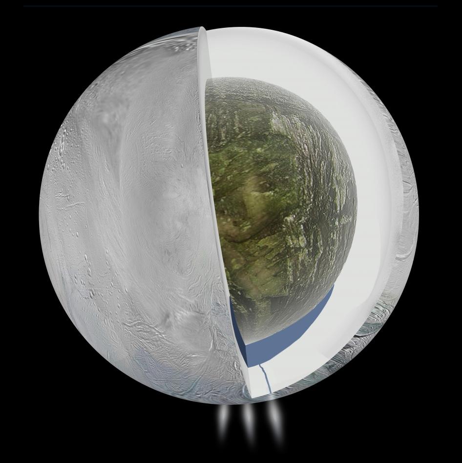 Космический аппарат Кассини обнаружил подповерхностный океан у спутника Сатурна CVAVR AVR CodeVision cvavr.ru