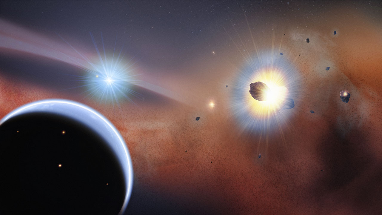 Астрономы обнаружили странное газовое облако в системе звезды Бета Живописца CVAVR AVR CodeVision cvavr.ru