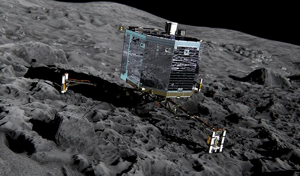 Модуль Philae.