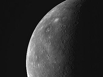Опубликованы свежие фотографии Меркурия