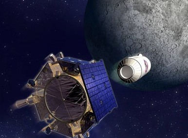 Эксперимент по поиску воды на Луне прошел успешно