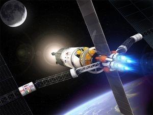 Новый ионный двигатель может доставить к Марсу за 39 дней CVAVR AVR CodeVision cvavr.ru