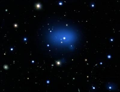 Взгляд в прошлое на 10,2 млрд. световых лет