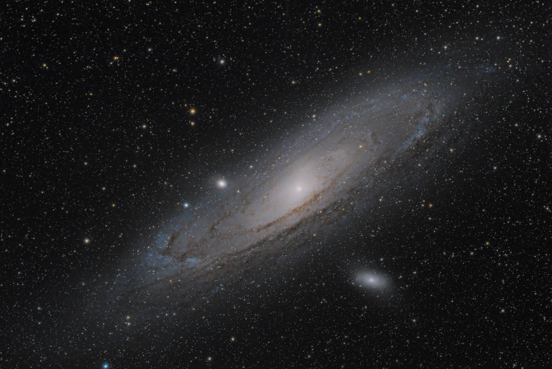 andromeda galaxy images - HD1500×1001