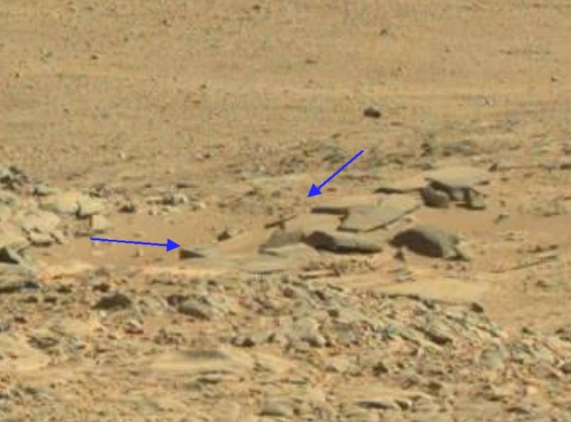 В восторге на снимках марсохода curiosity
