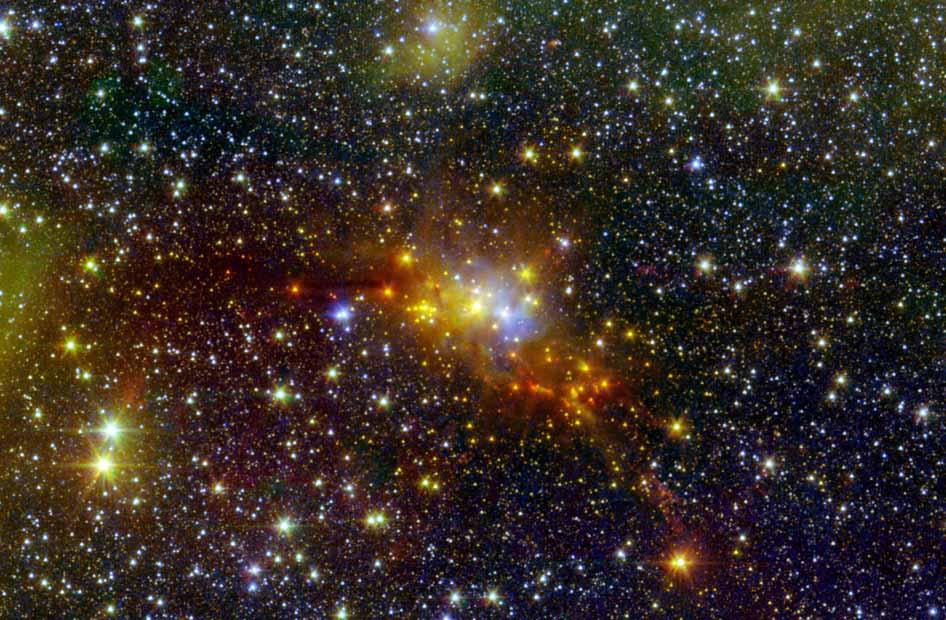 Колыбель молодых звезд в созвездии Змея CVAVR AVR CodeVision cvavr.ru