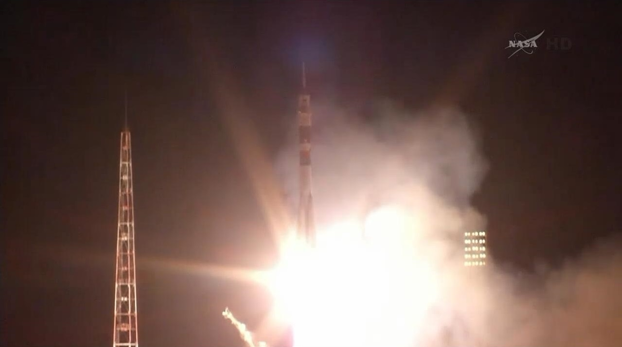 С космодрома Байконур стартовала новая экспедиция на МКС CVAVR AVR CodeVision cvavr.ru