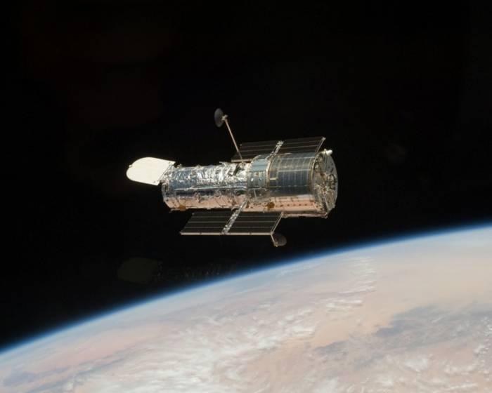 Космический телескоп «Хаббл».