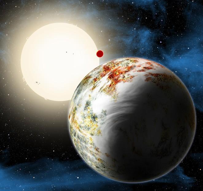 Система Kepler-10.