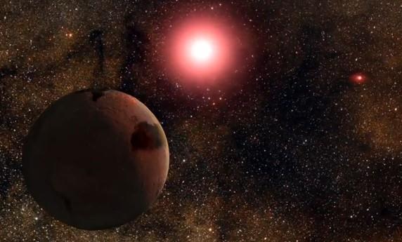 Экзопланета OGLE-2013-BLG-0341LBb.