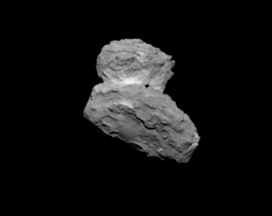 Европейский зонд Розетта провел предпоследний маневр перед сближением с кометой 67p/Чурюмова-Герасименко CVAVR AVR CodeVision cvavr.ru