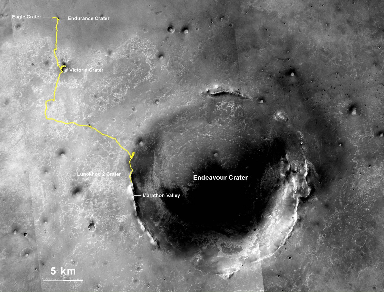 Марсоход opportunity проехал более 40 километров по поверхности Марса CVAVR AVR CodeVision cvavr.ru