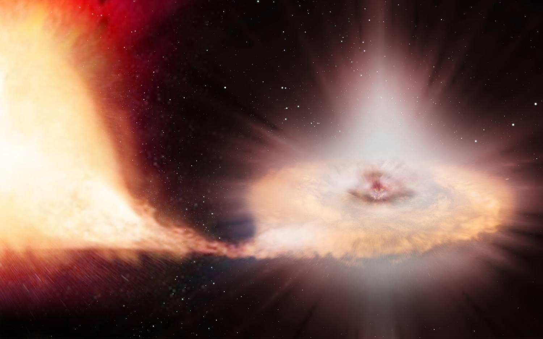 Телескоп gaia открыл свою первую сверхновую CVAVR AVR CodeVision cvavr.ru