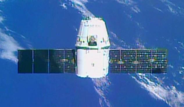 Космический аппарат «Dragon».