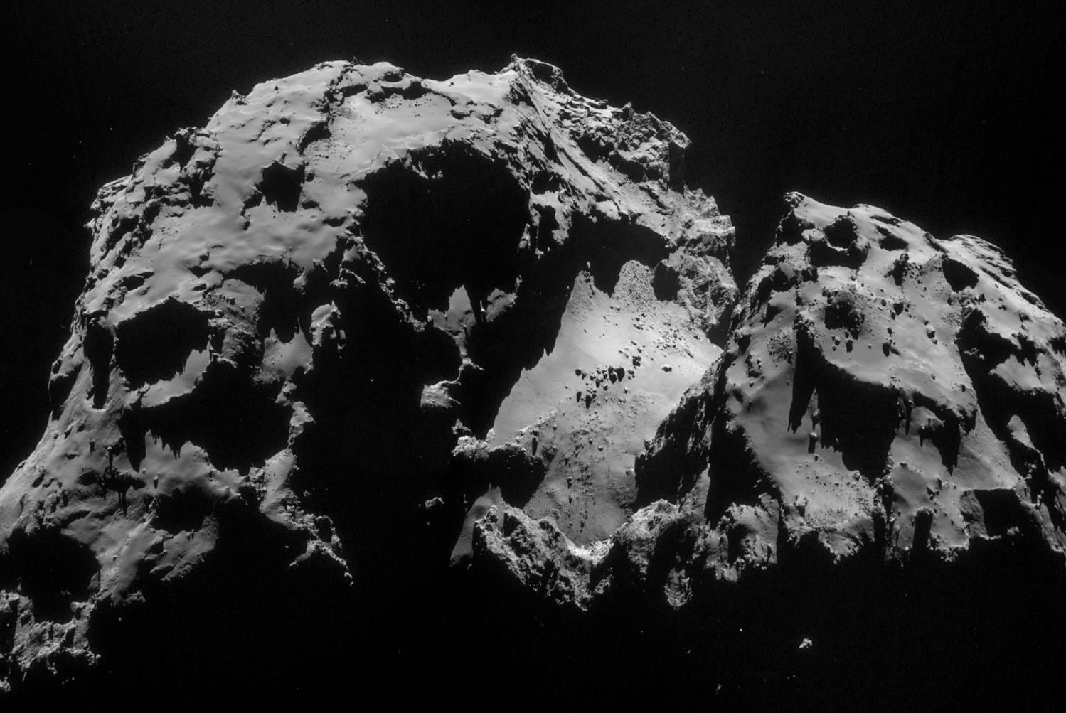 12 ноября 2014 года - новая дата посадки европейского зонда Филы на поверхность кометы 67p/Чурюмова-Герасименко CVAVR AVR CodeVision cvavr.ru