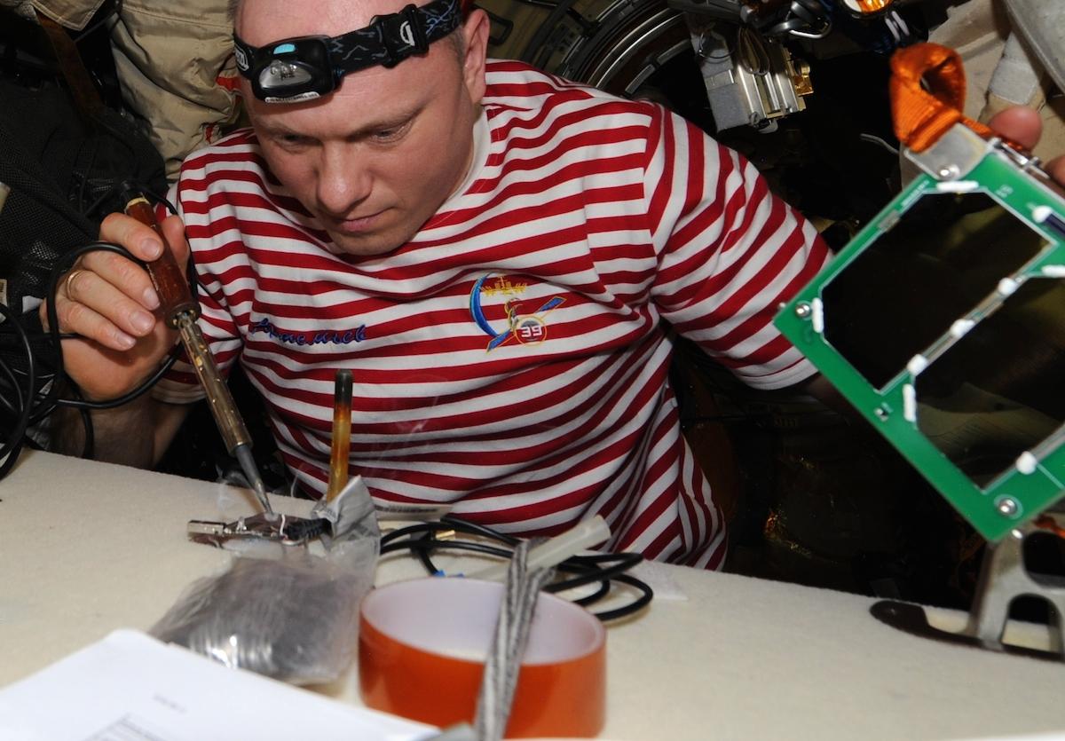 Онлайн-трансляция: выход российских космонавтов в открытый космос 18 августа CVAVR AVR CodeVision cvavr.ru