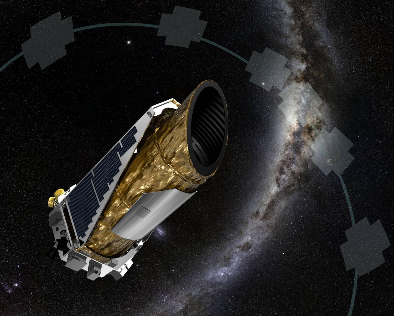 Кеплер обнаружил экзопланету – первую с начала новой миссии