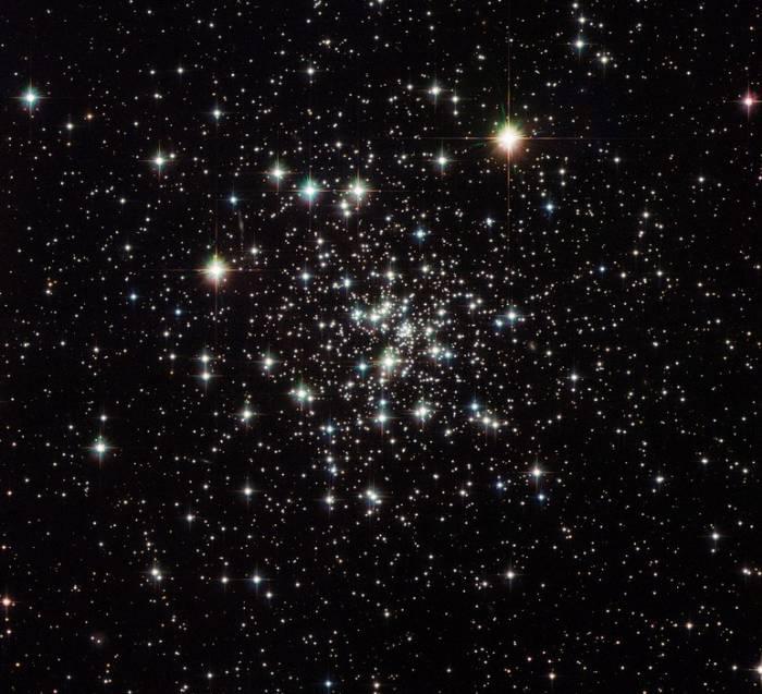 Шаровое скопление NGC 6535.