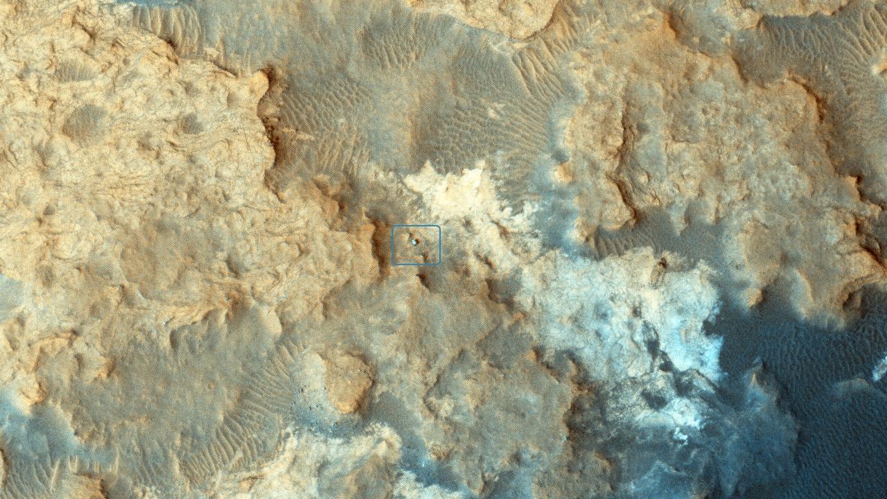 Марсианский зонд mro шпионит за марсоходом curiosity CVAVR AVR CodeVision cvavr.ru