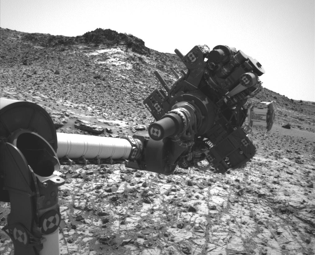 Работа марсохода curiosity будет