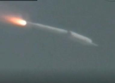 Испытана новая ракета-носитель Арес-I-X