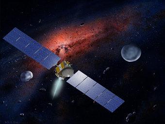 В поясе астероидов появился первый рукотворный объект