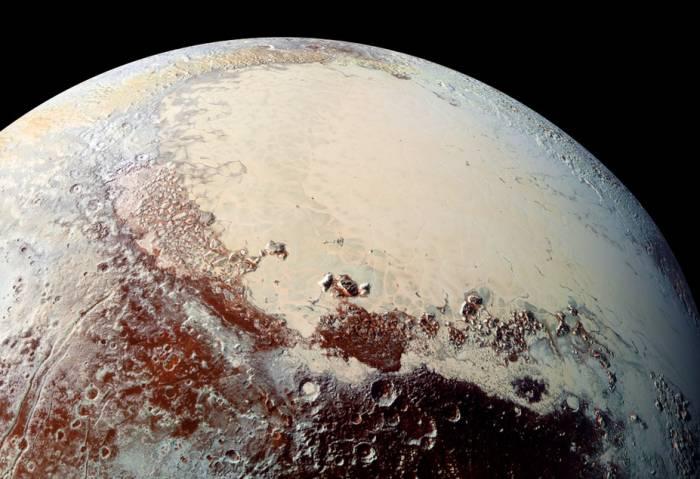 Опубликованы новые данные о системе карликовой планеты Плутон