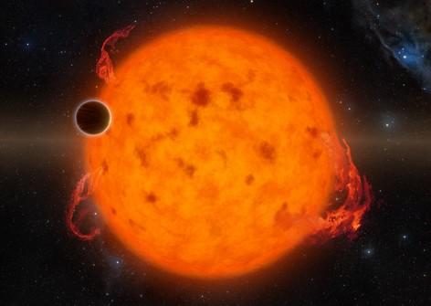 Астрономы обнаружили планету, которая неможет жить  впринципе
