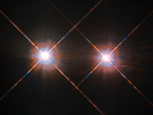 «Хаббл» получил самые ясные фотографии Альфы Центавра