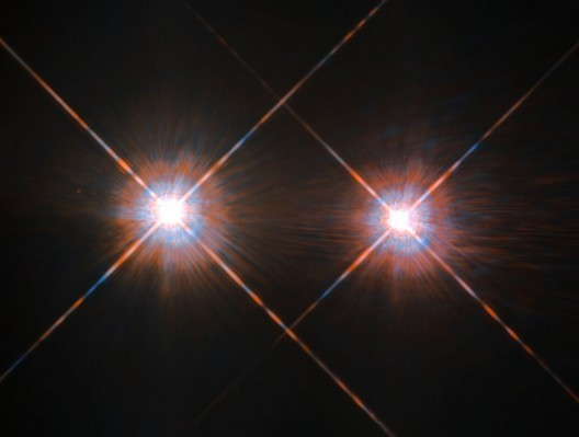 «Хаббл» получил более ясные кадры Альфы Центавра