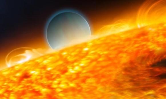 Астрономы открыли «раздутую» исуперплотную планеты