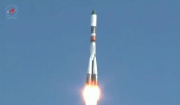 К МКС отправился космический грузовик «Прогресс МС-05»