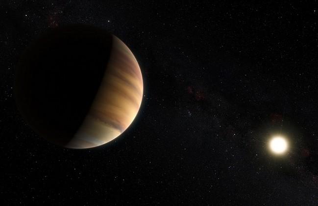 Ученые обнаружили воду надалекой планете 51 Пегаса b