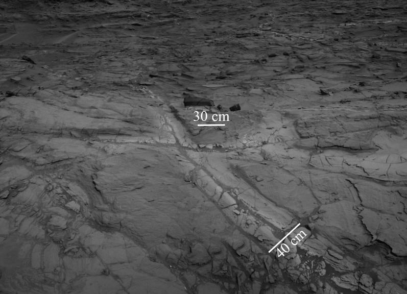 Пересмотрен период существования пригодных для жизни условий на Марсе