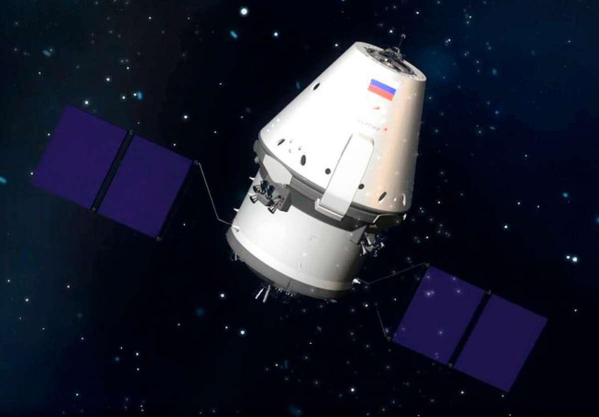 1-ый полет космического корабля «Федерация» проведут в 2022г