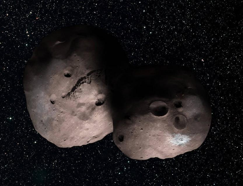 Миссия New Horizons: зонд летит кдвойной планете