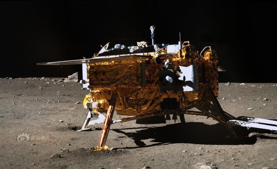 КНР планирует запустить собственный лунный спутник осенью