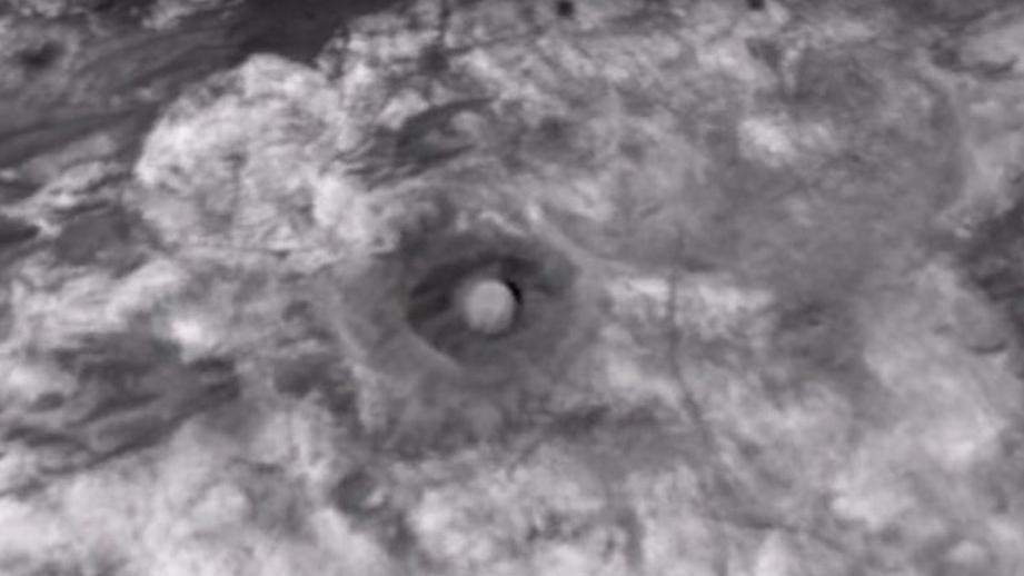 Охотники замарсианами наМарсе обнаружили древнейшую пирамиду икупол