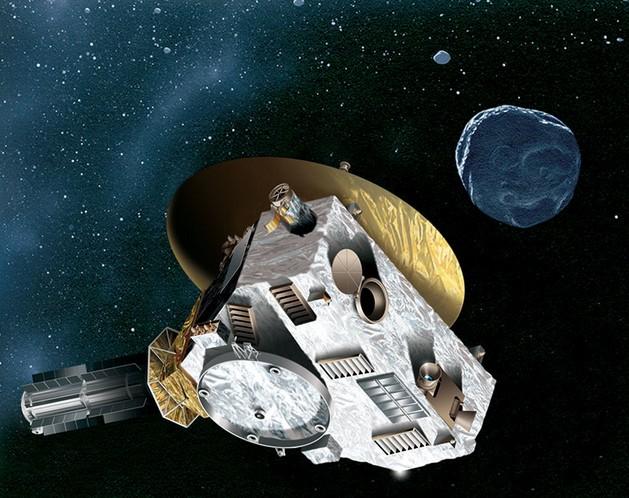 ВNASA планируют продлить миссию аппарата New Horizons