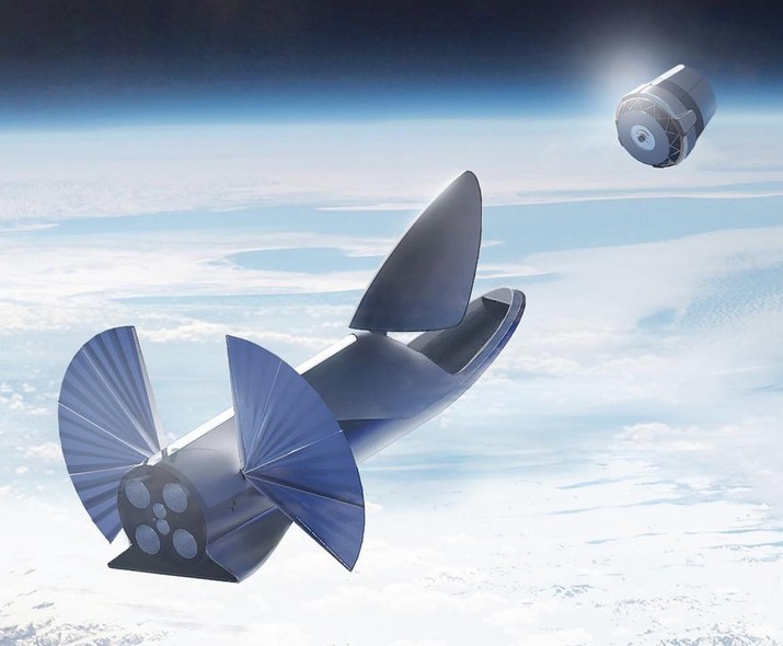 Илон Маск представил новейшую ракету для колонизации Марса изамены самолетов