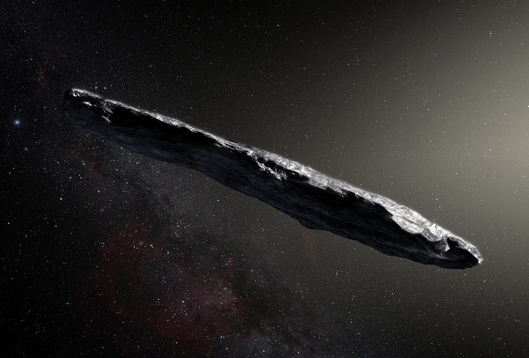 Астрономы отыскали астероид-сигару вСолнечной системе