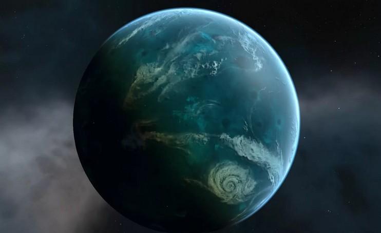 Ученые сообщили, что напланетах-океанах нет жизни
