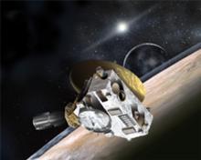 Космический аппарат New Horizons пролетел половину пути до Плутона