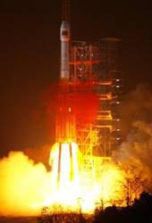 Японские ученые запустили в космос ракету без топлива