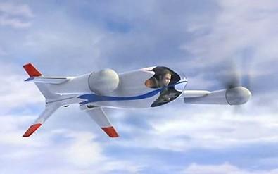 nasa разрабатывает персональный летательный аппарат CVAVR AVR CodeVision cvavr.ru